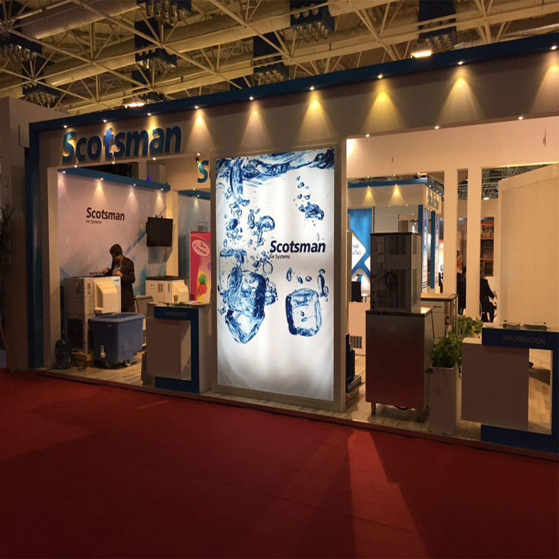 Industrial Equipment Exhibition - International Exhibition -Teran